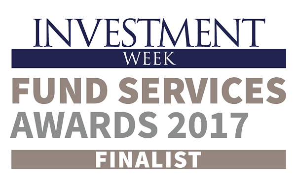 Fund Services Awards finalist ReportShield Kaizen testing