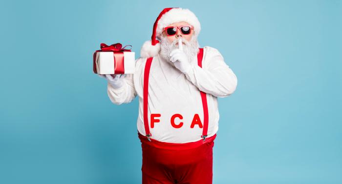 Is the FCA your Secret Santa?