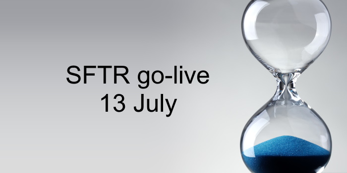 Less than a week to go until SFTR go-live, what should firms be doing?