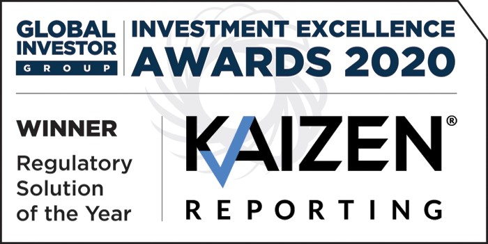 Media release: Kaizen Reporting wins Regulatory Solution of the Year