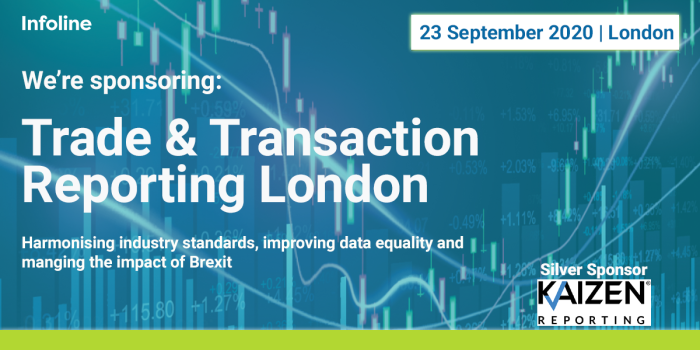 Kaizen joins FCA, AFM at the Trade and Transaction Reporting Conference