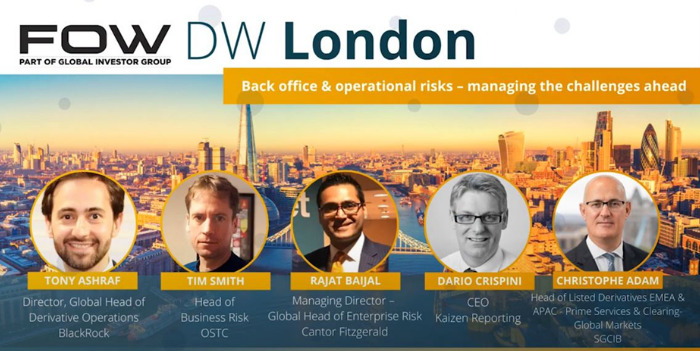 WATCH: Kaizen CEO Dario Crispini talks on panel at the DW London conference 2020
