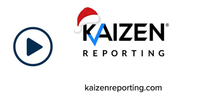 Season's Greetings from Kaizen Reporting