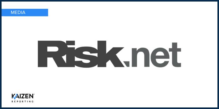 In the news: Jonathan Lee speaks to Risk.net