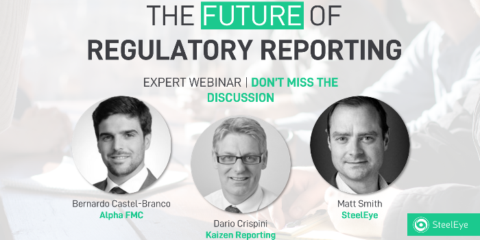 WATCH: Kaizen CEO Dario Crispini on the Future of Regulatory Reporting with Alpha FMC and SteelEye