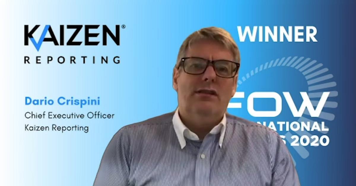 WATCH: Kaizen CEO Dario Crispini on regulatory reporting in 2021